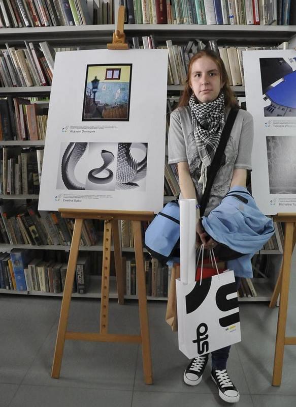 2. Ewelina Babis zdobywczyni II miejsca w międzynarodowym konkursie