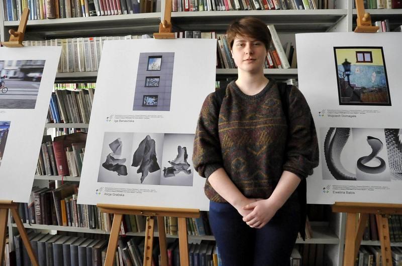 3. Alicja Grabska zdobywczyni III miejsca w międzynarodowym konkursie